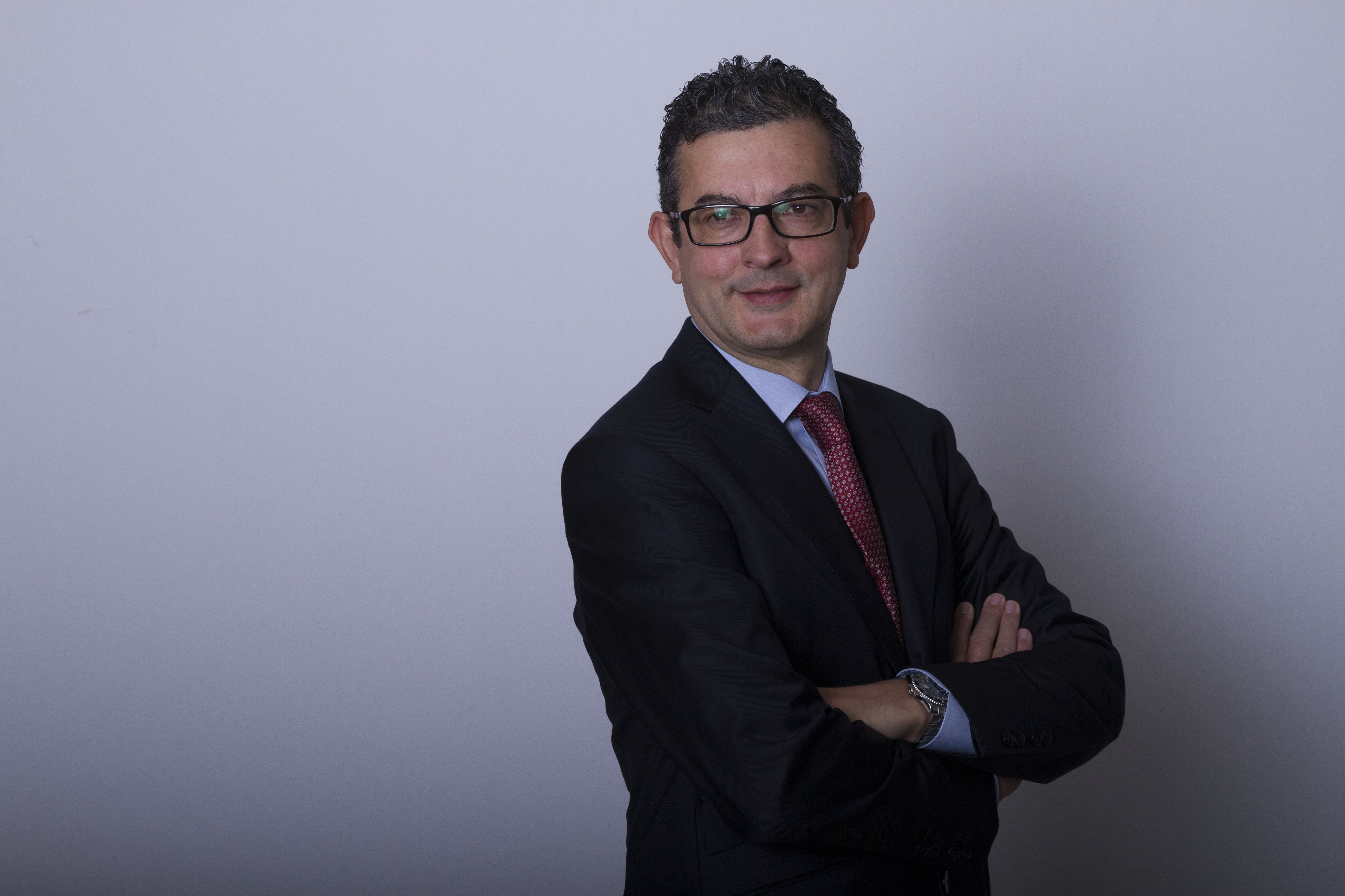 José Antonio Sacristán, director médico de Lilly España.