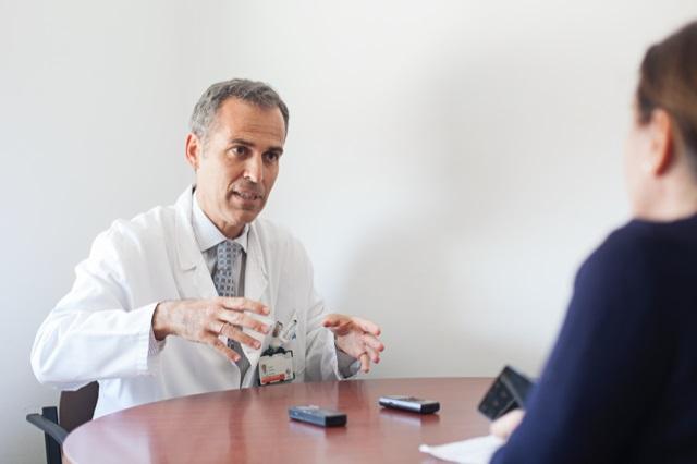 Doctor Juan Cosin. Foto cedida.