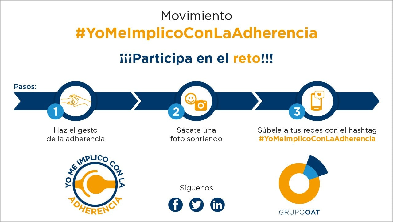 Movimiento #YoMeImplicoConLaAdherencia